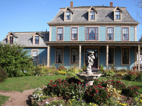 Discovering Green Gables